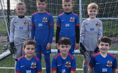 In The Community – Promoting Youth Football