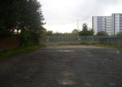 jjh Brookhouse Flats Wigan before pic 2