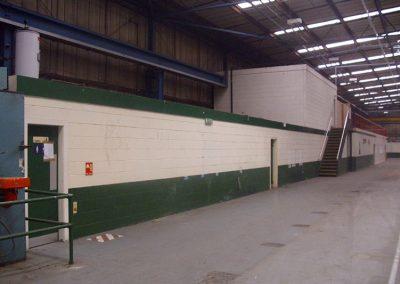 jjh one depot wigan before image
