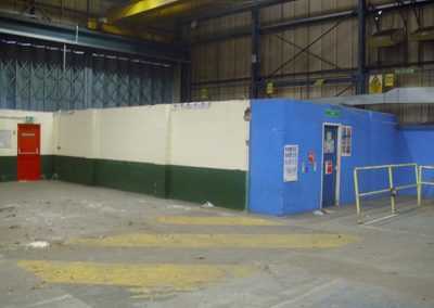 jjh one depot wigan before pic